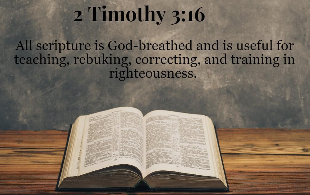 Hungering for God's Word
