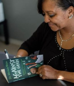 Dr. White Book Signing